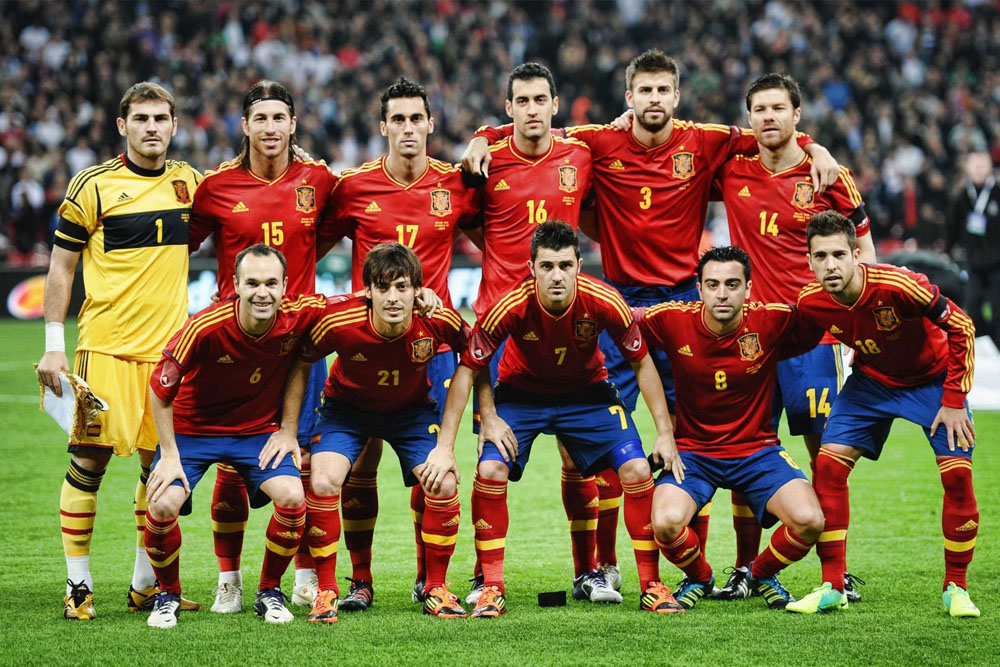Football is the most popular sport in Spain